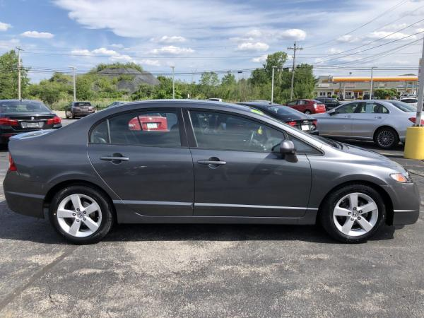Used 2010 HONDA CIVIC LX S LX S