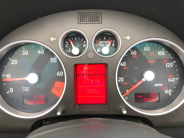 Used 2001 AUDI TT QUATTRO