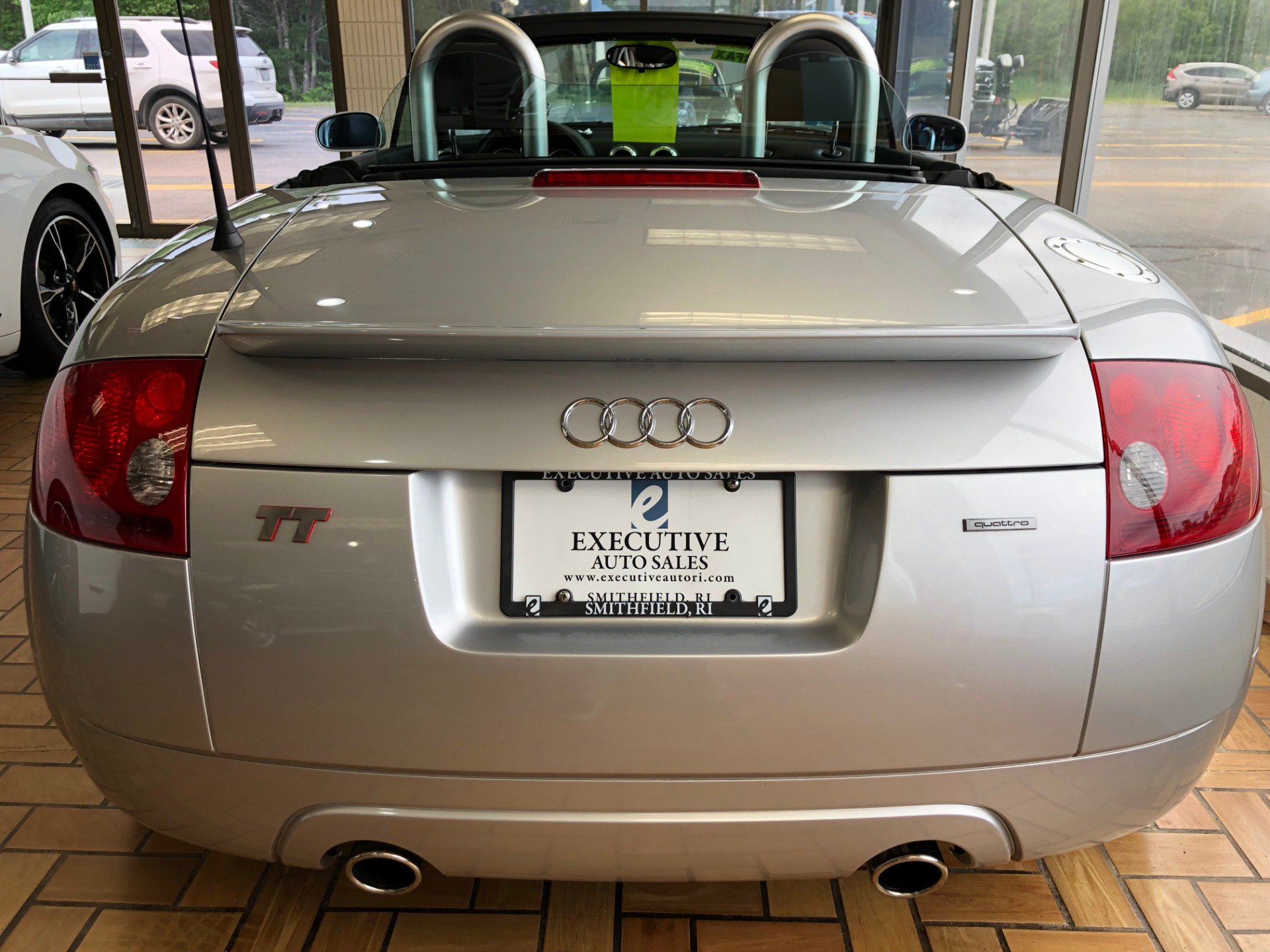 Tt Auto Sales >> Used 2001 Audi Tt Quattro For Sale 15 900 Executive Auto Sales