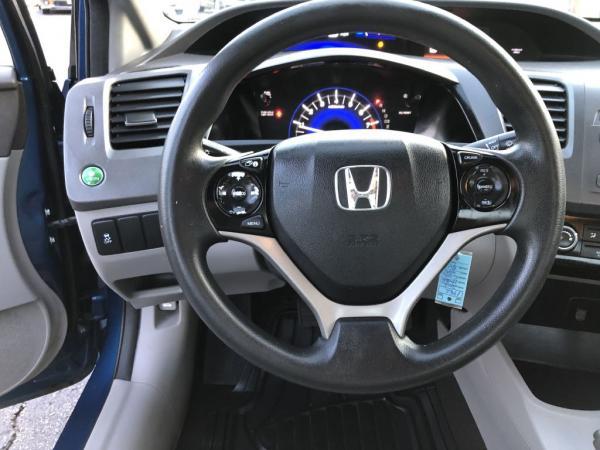 Used 2012 HONDA CIVIC LX LX