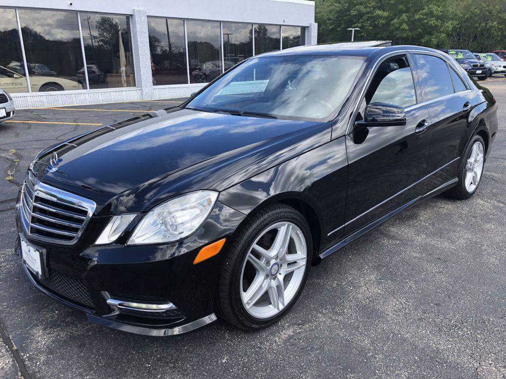 Used 2013 Mercedes-Benz E-CLASS E350 4M E350 4MATIC For ...