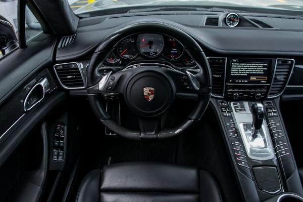 Used 2015 PORSCHE PANAMERA GTS GTS