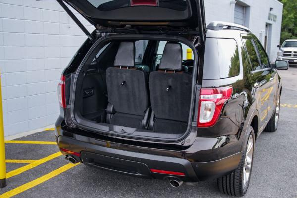 Used 2013 FORD EXPLORER LIMITE LIMITED
