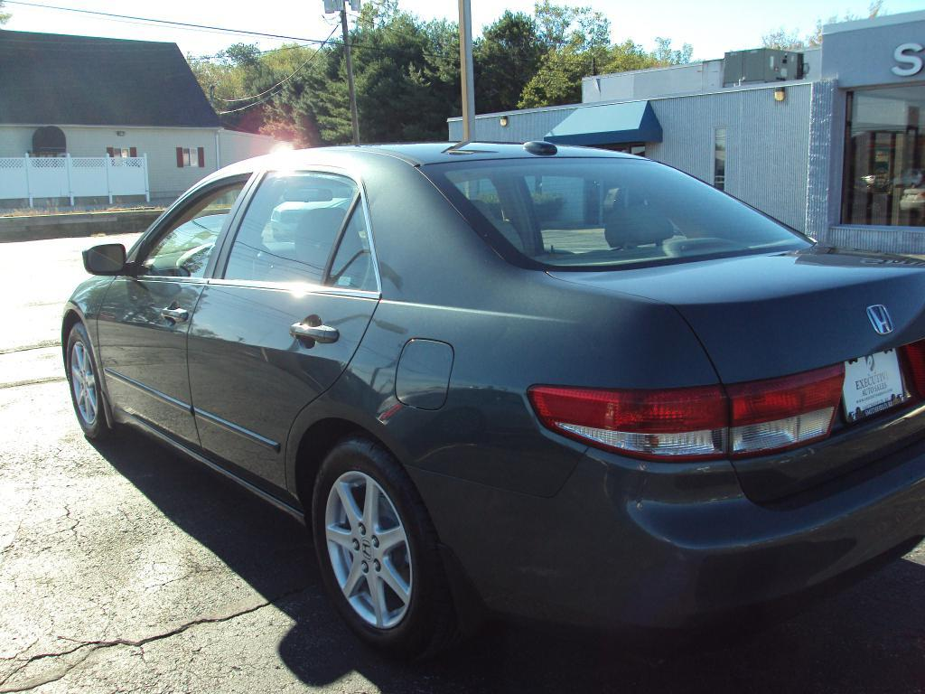 2004 honda accord exl ex l stock 1485 for sale near smithfield ri ri honda dealer. Black Bedroom Furniture Sets. Home Design Ideas