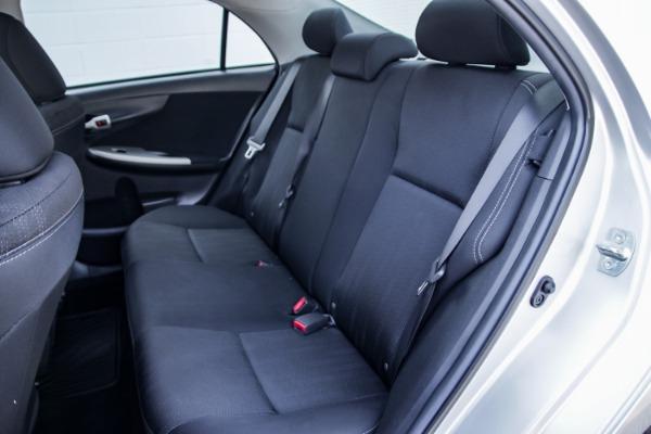 Used 2012 Toyota COROLLA S BASE