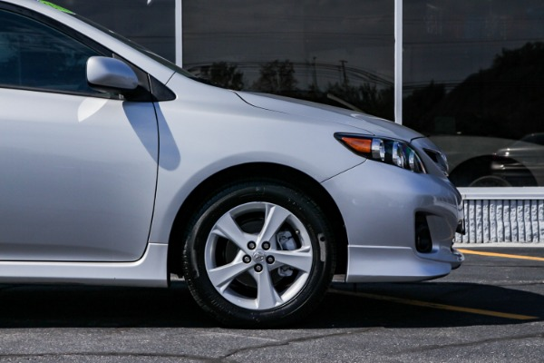 Used 2012 Toyota COROLLA S BASE