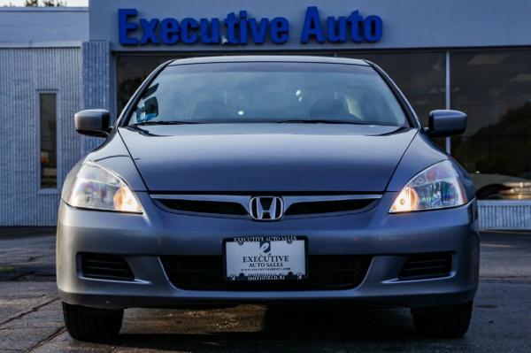 Used 2007 HONDA ACCORD EX L NAV EX L Nav