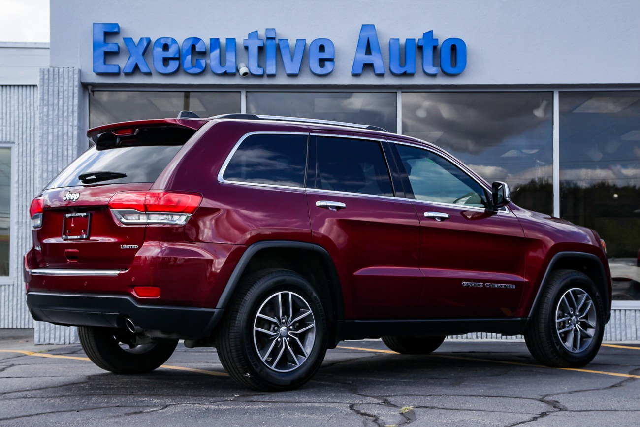 jeep grand cherokee limited 2018 for sale