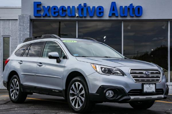 2017 SUBARU OUTBACK 2.5 LTD