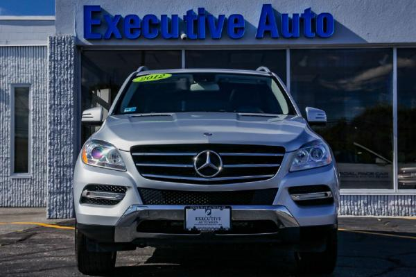 Used 2012 Mercedes Benz ML 350 4MATIC 350 4MATIC