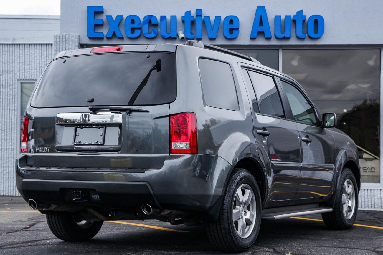 Used 2011 HONDA PILOT EX-L EXL For Sale ($11,777 ...