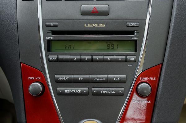 Used 2007 LEXUS ES350 350