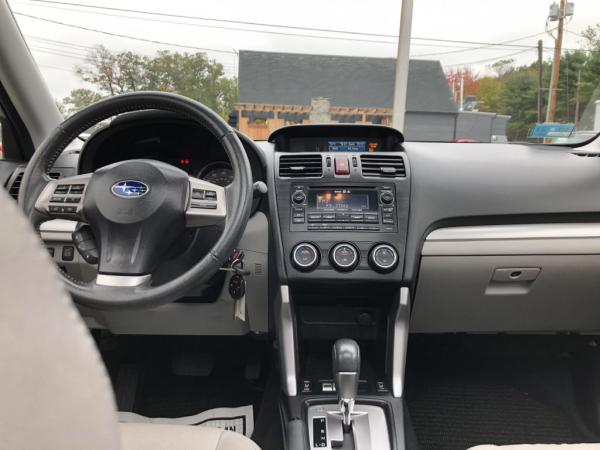 Used 2015 SUBARU FORESTER 25I LIMITED