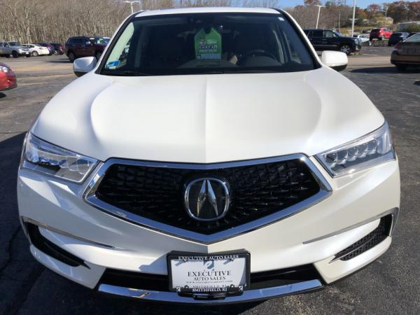 Used 2019 ACURA MDX TECH SUV