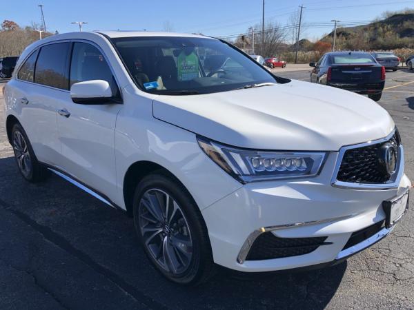 Used 2019 ACURA MDX TECH SUV