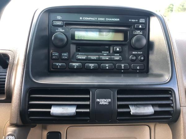 Used 2005 HONDA CR V SE SE