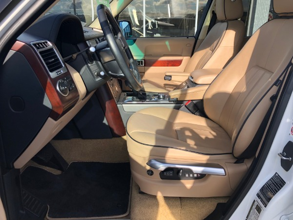 Used 2012 LAND ROVER RANGE ROVER HSE HSE