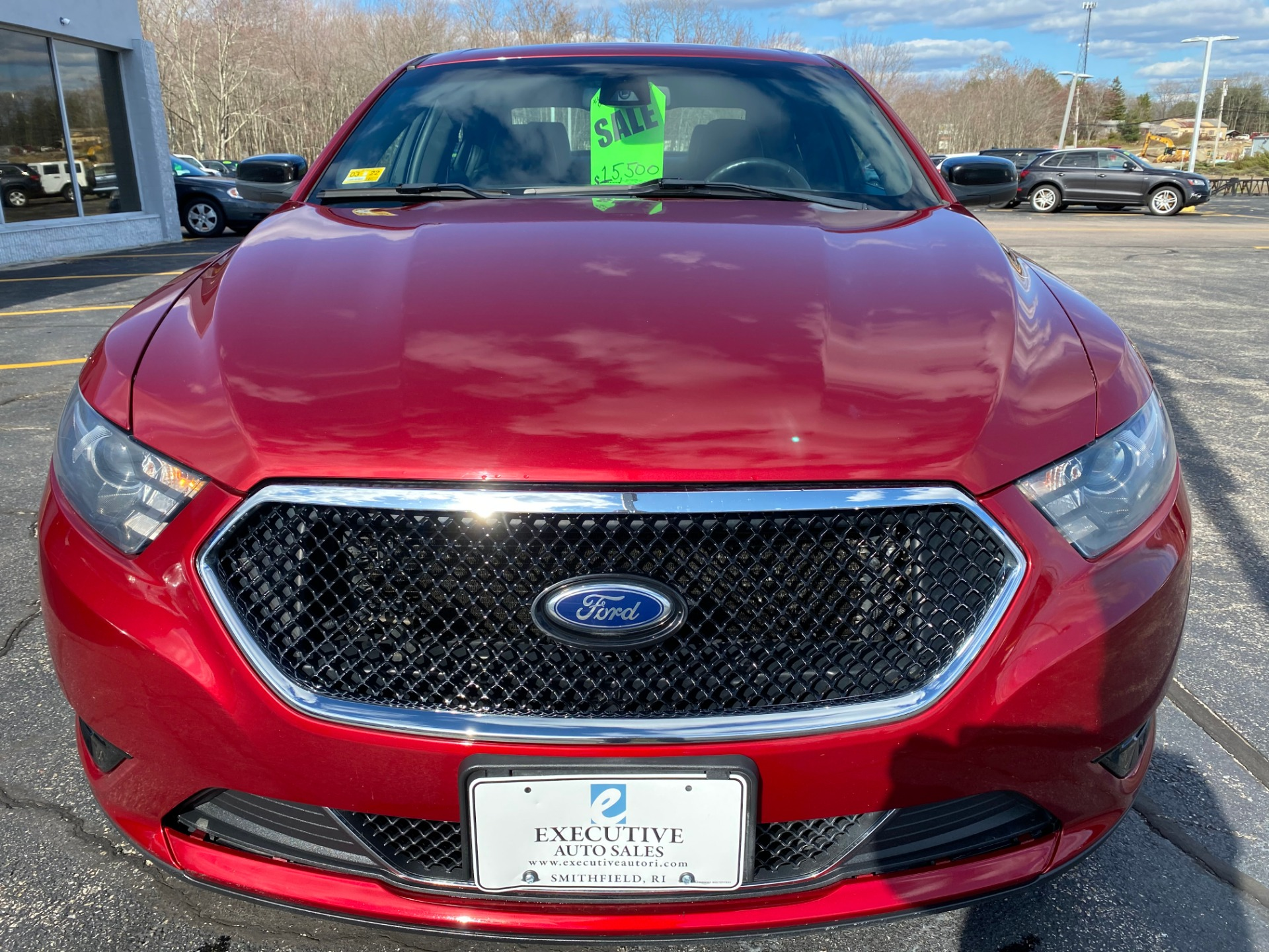 Used 2014 Ford Taurus Sho Sho For Sale 15 250 Executive Auto Sales Stock 2025