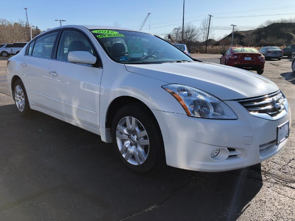 Used 2012 NISSAN ALTIMA 25S 25S