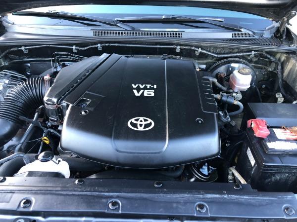 Used 2010 Toyota TACOMA SR5 DOUBLE CAB