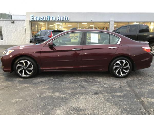 Used 2016 HONDA ACCORD EX L EX L