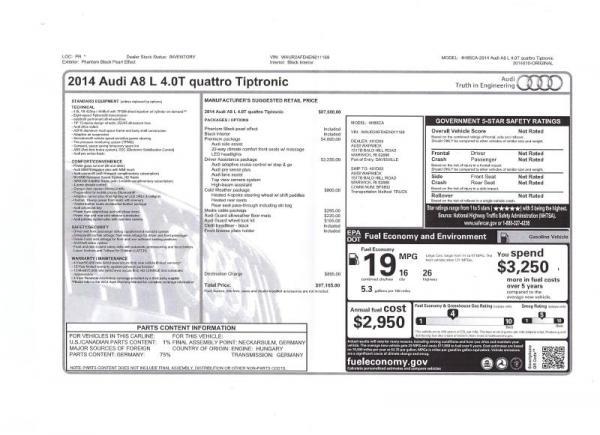 Used-2014-AUDI-A8L-L-QUATTRO
