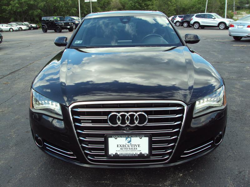 AUDI AL L QUATTRO Stock For Sale Near Smithfield RI - Used audi a8l for sale