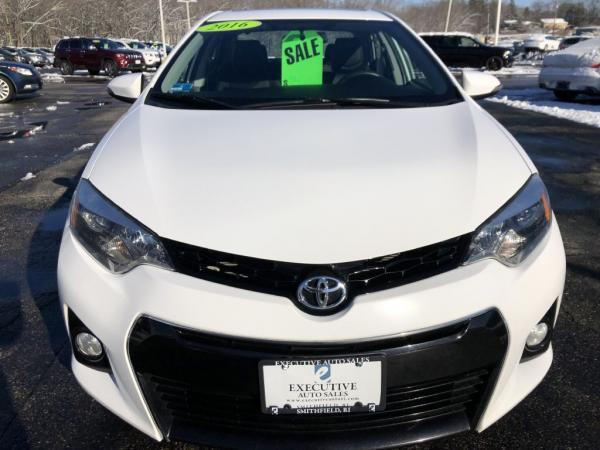 Used 2016 Toyota COROLLA S S