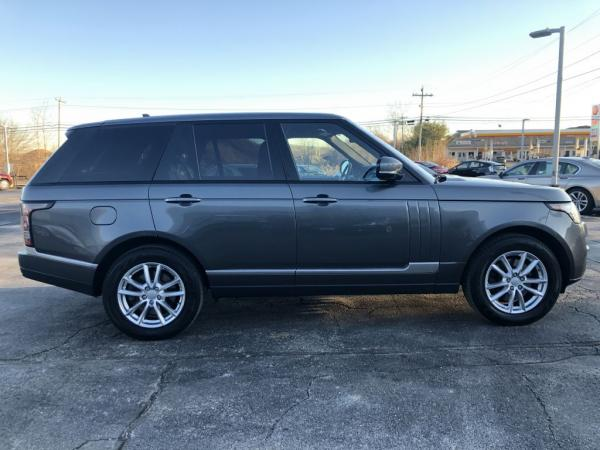 Used 2016 LAND ROVER RANGE ROVER