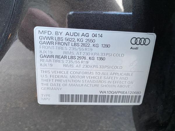 Used 2014 AUDI Q5 PREMIUM PLUS PREMIUM PLUS