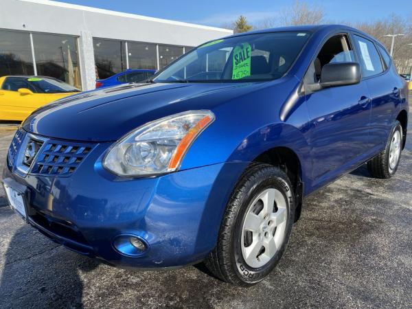 Used 2009 NISSAN ROGUE S S