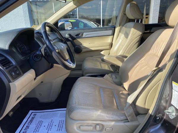 Used 2011 HONDA CR V EX L EXL