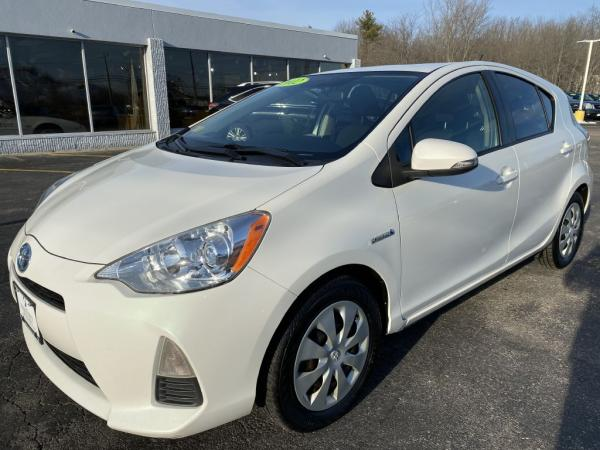 Used 2012 Toyota PRIUS C III III