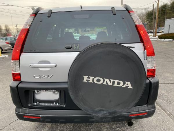 Used 2005 HONDA CR V EX