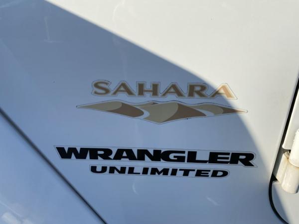 Used 2014 JEEP WRANGLER UNLIMI SAHARA