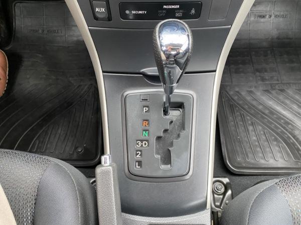 Used 2009 Toyota COROLLA S BASE