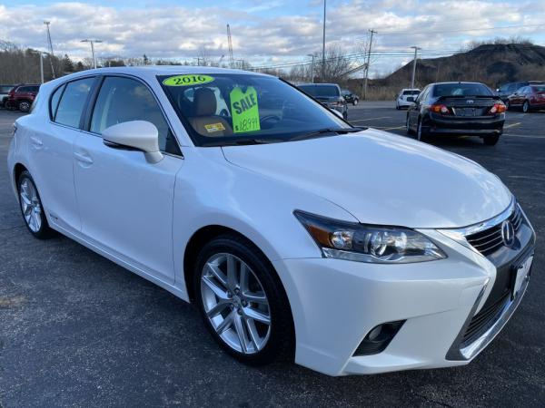 Used 2016 LEXUS CT200H 200h