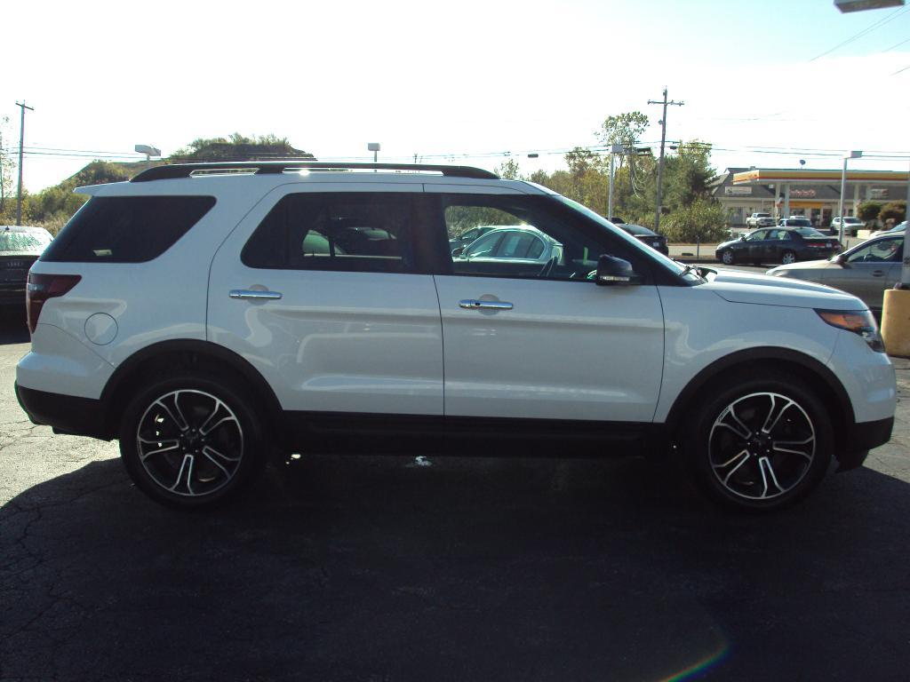 2014 Ford Explorer Sport For Sale >> Used 2014 FORD EXPLORER SPORT SPORT For Sale ($26,999