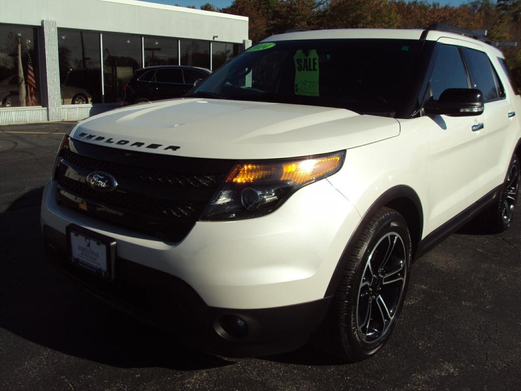 Used 2014 ford explorer sport sport exotic cars
