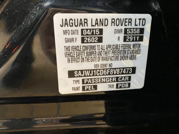 Used 2015 JAGUAR XJ Sedan
