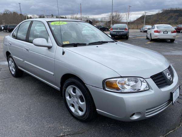 Used 2006 NISSAN SENTRA 18S 18s