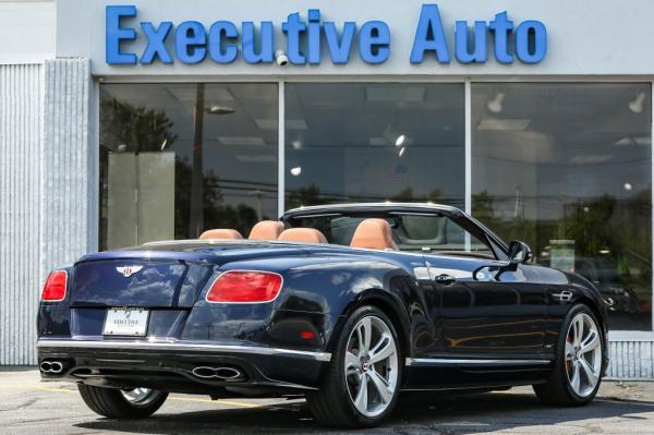 Used 2016 BENTLEY CONTINENTAL GTC GT V8 S