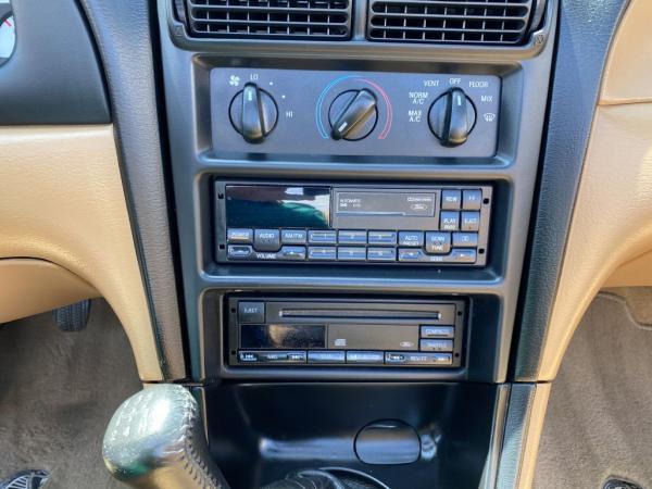 Used 1995 FORD MUSTANG COBRA COBRA SVT