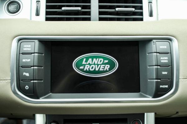 Used 2015 LAND ROVER RANGE ROVER EVO PURE PLUS