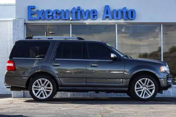 Used 2017 FORD EXPEDITION PLATINUM
