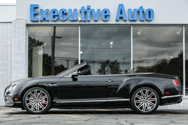 Used 2016 BENTLEY CONTINENTAL SPE GTC