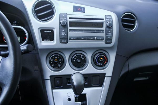 Used 2009 Toyota COROLLA MATRIX S