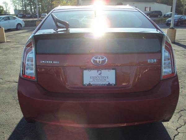 Used 2013 Toyota PRIUS hatch