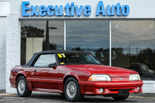 Used 1987 FORD MUSTANG GT GT
