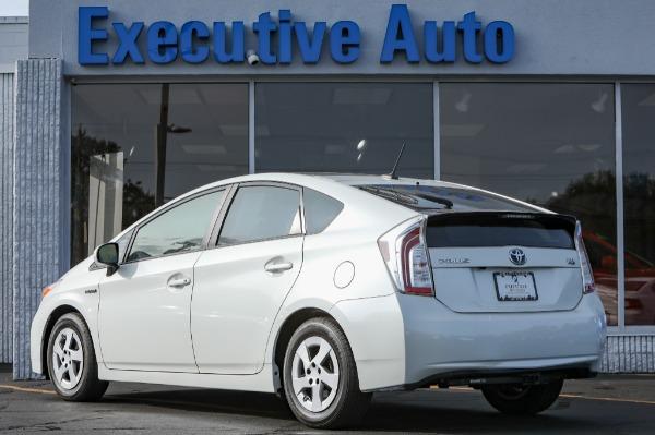 Used 2015 Toyota PRIUS IV